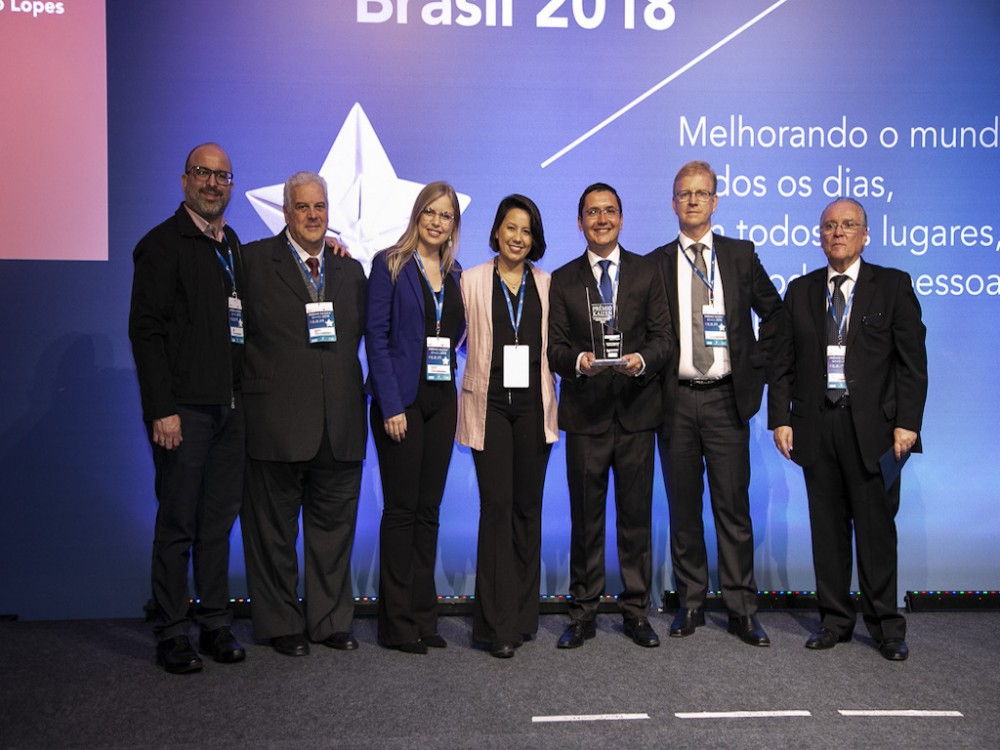 Benteler awarded with the Prêmio KAIZEN™ Brasil 2018, Category: Excellence in Continuous Improvement System